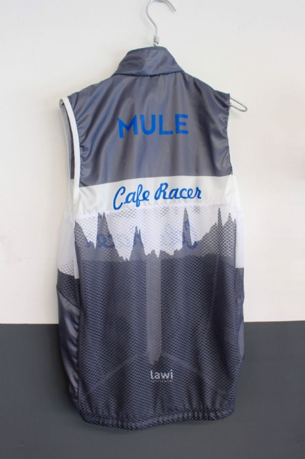 MULE Cafe Racer Club Gillet